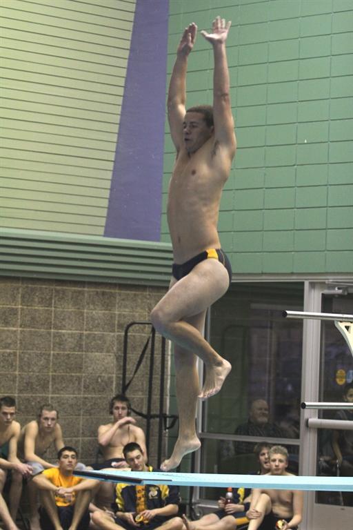 james wike swimming
